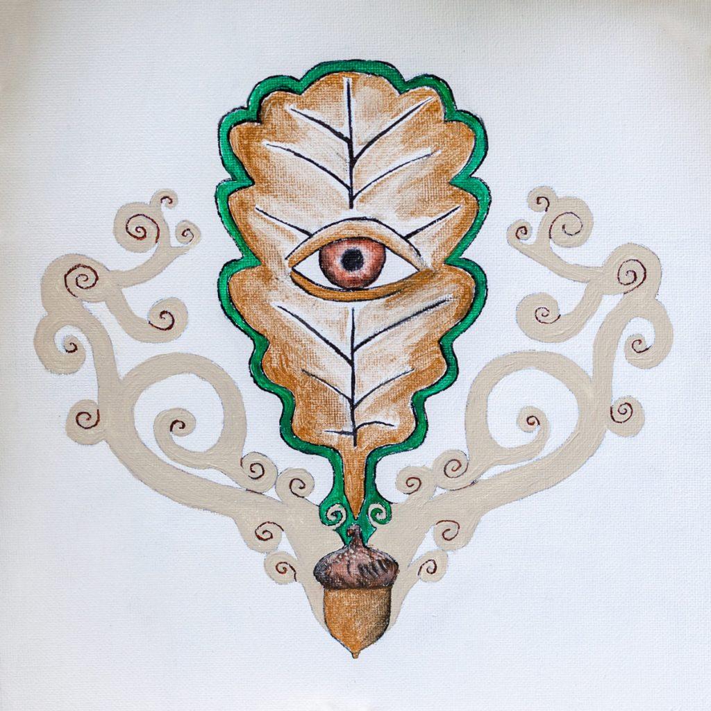Emblème du Dagda
