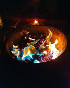 Chaudron magique de Keriwena lors de sa fête de la Roue 4